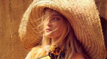 Caroline Trentini Heads Outdoors for Dreamy Vogue Brazil Spread