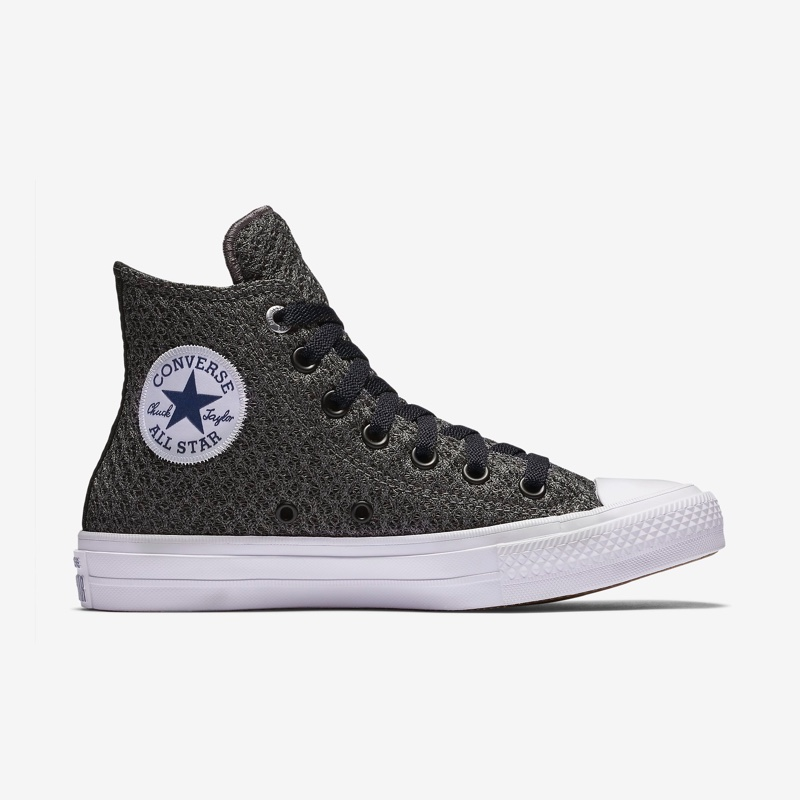 Converse Chuck Taylor All-Star II Spacer Mesh High Top in Thunder