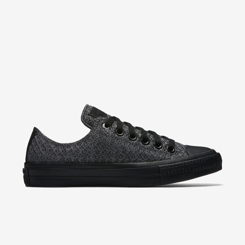 Converse Chuck Taylor All-Star II Spacer Mesh Low Top in Thunder