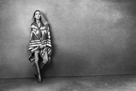 Dylan Penn & Halsey Wear Cool Boots in Frye's Fall 2016 Campaign