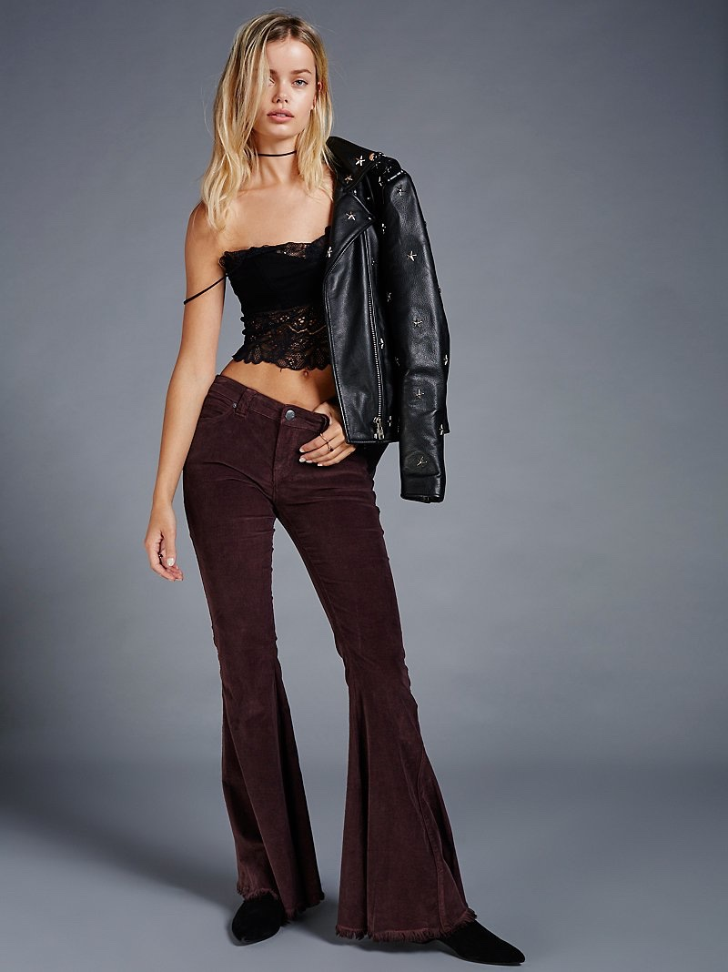 Free People Cord Super Flare $78.00 (before discount)