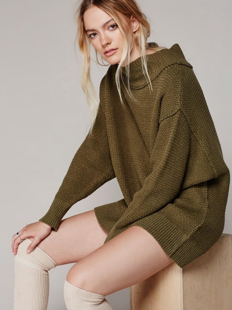 High Turtleneck Sweaters