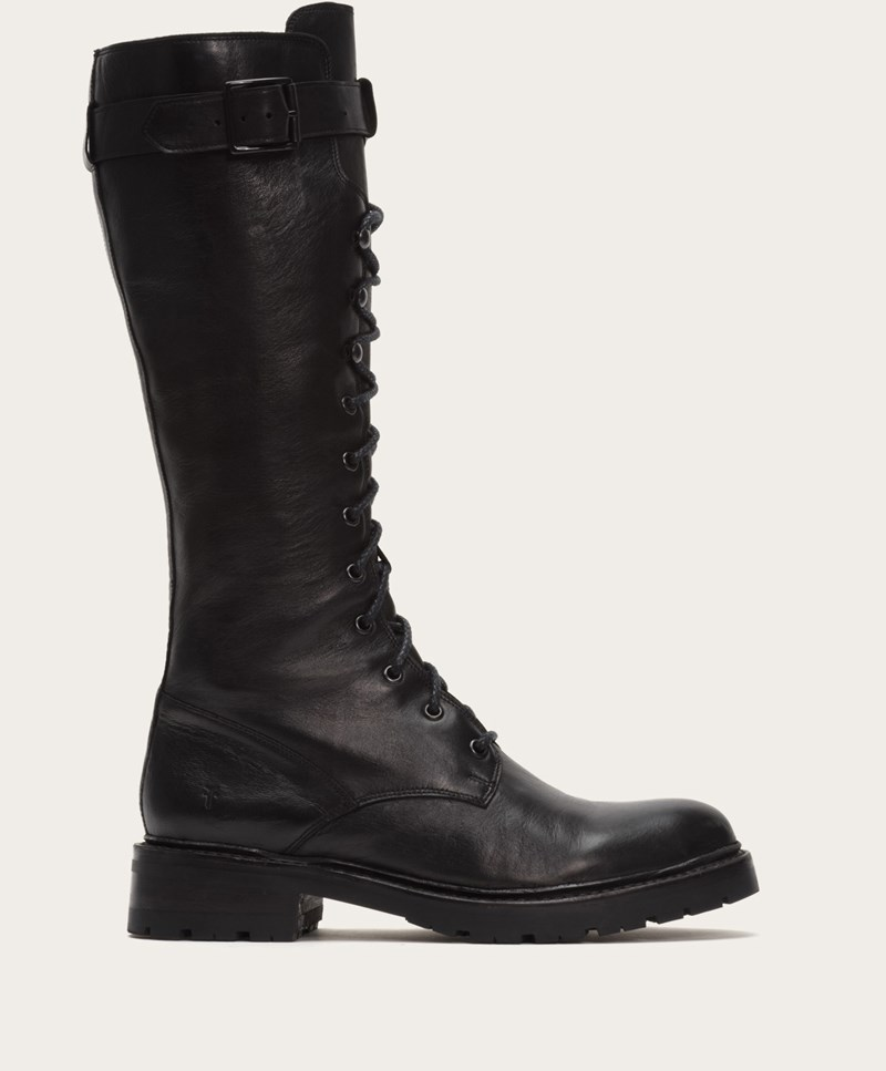Frye Julie Lace Tall Boot