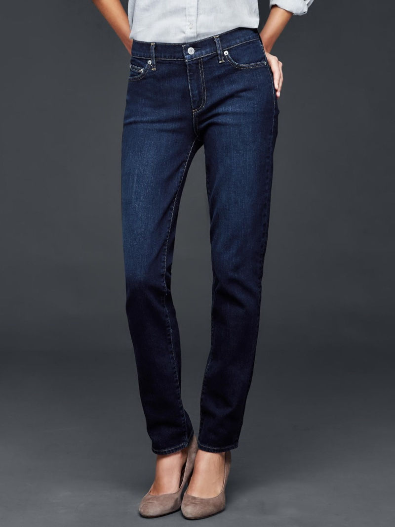 Gap Authentic 1969 Real Straight Jeans