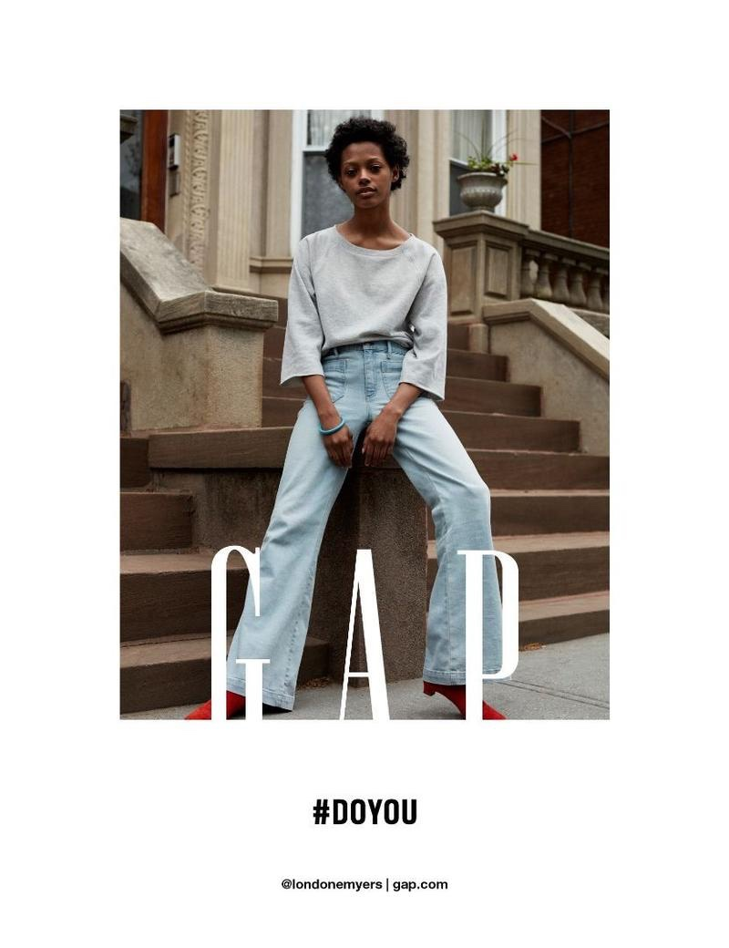 An image from Gap's fall-winter 2016 campaign