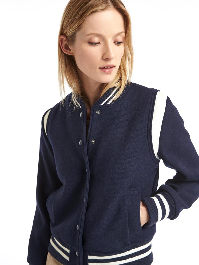 Gap Wool Bomber Jacket