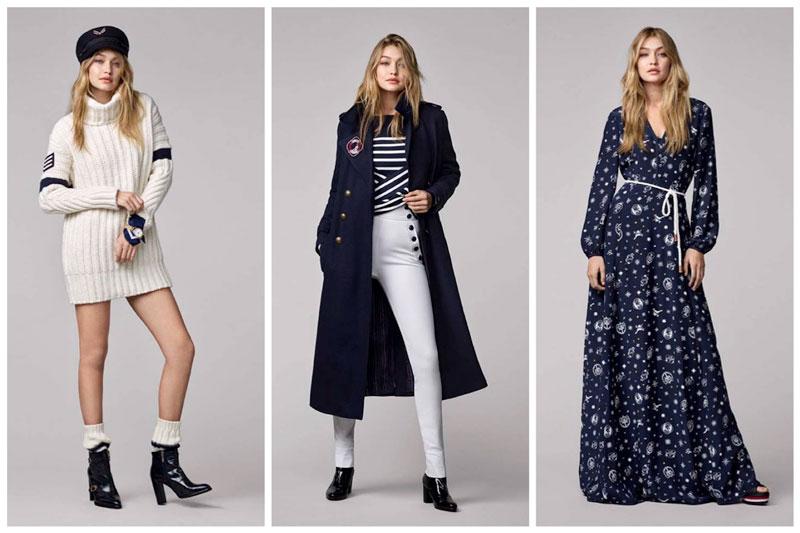 f5de341a1 Gigi Hadid x Tommy Hilfiger Clothing Lookbook | Fashion Gone Rogue