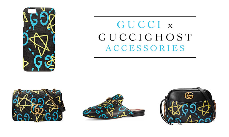 Just landed: The GucciGhost collaboration with the Italian brand at Neiman Marcus