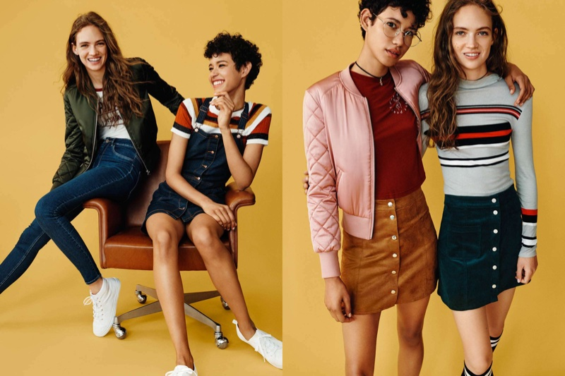 H Amp M Back To School Style Inspiration Lookbook