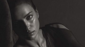 Irina Shayk Bares All in Sexy GQ Italy Cover Shoot