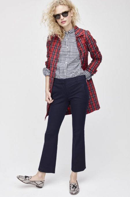 Modern 90's: How to Wear the Plaid Trend This Season