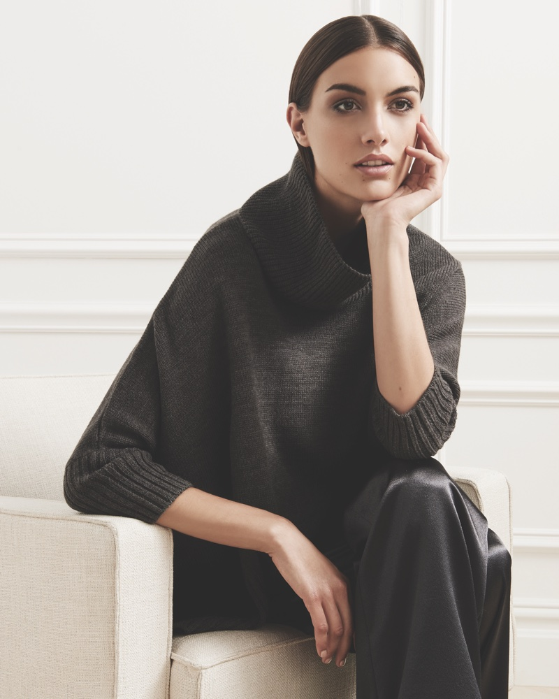 Jones New York's fall campaign is called Jones New York State of Mind