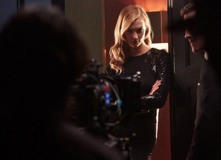 Karlie Kloss Seduces in Carolina Herrera 'Good Girl' Fragrance Ad