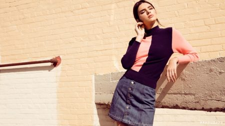 Gigi Hadid & Kendall Jenner Take on City Style for Penshoppe