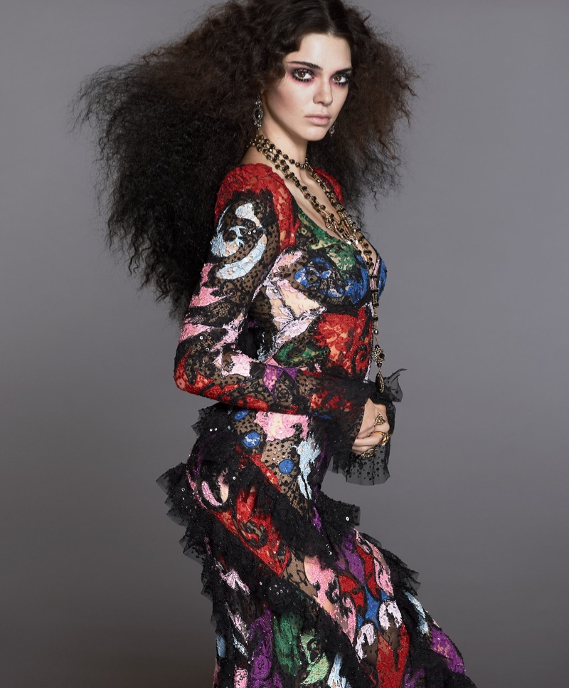 Kendall Jenner Lands Vogue's September Cover – See the Images!