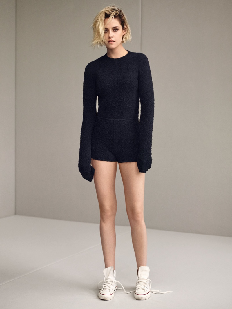 Kristen Stewart Takes On Minimal Style For T Magazine