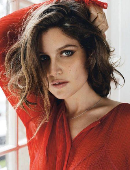 Laetitia Casta Stuns in Nina Ricci for Vogue Mexico Editorial