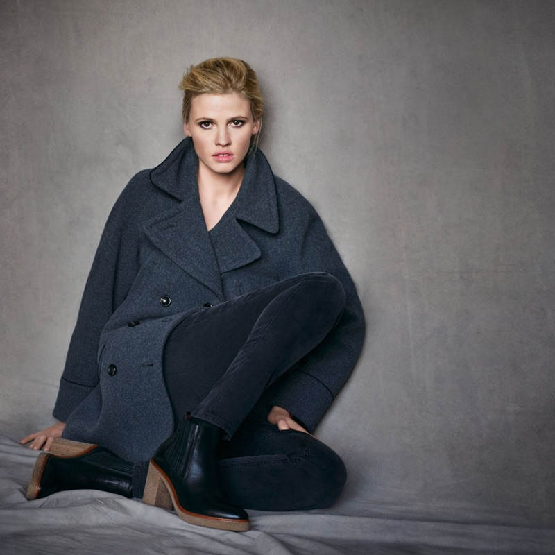 the scenes lara stone for marc o polo fall winter 2016 campaign. Black Bedroom Furniture Sets. Home Design Ideas