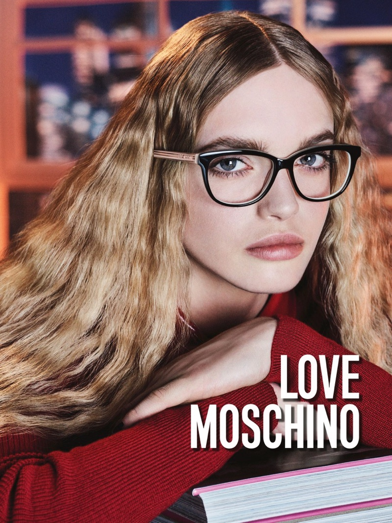 Love Moschino fall 2016 advertising campaign
