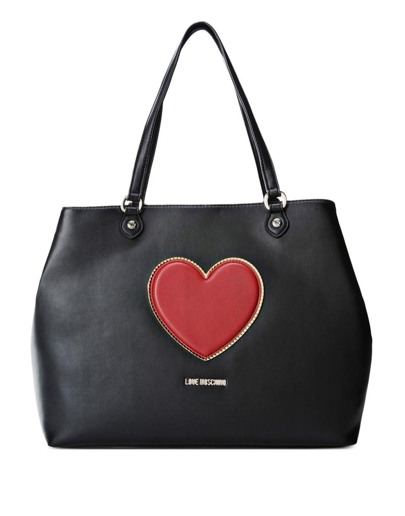 Love Moschino Heart Tote Bag