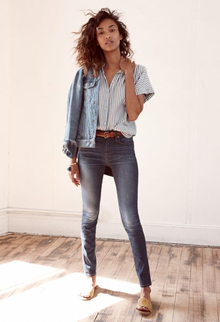 12 Tomboy Inspired Outfits from Madewell