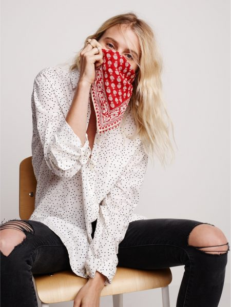 Button Down: 10 Casual Shirting Options from Madewell