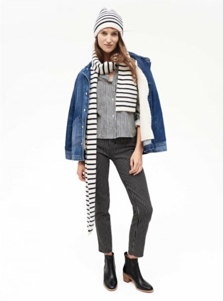 Madewell Embraces Laid-Back Style for Fall