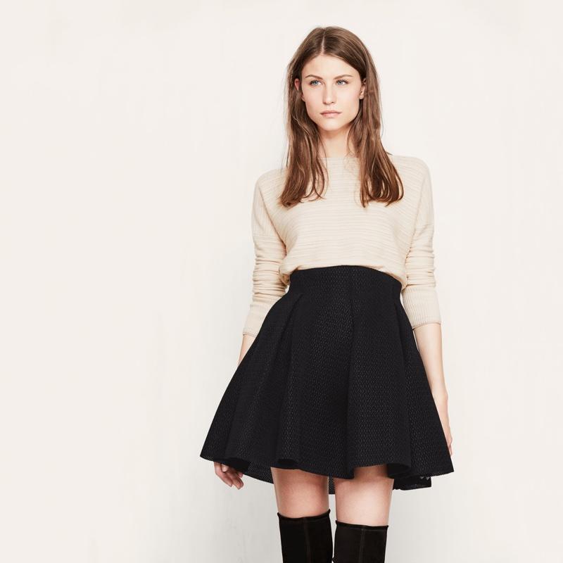 Maje Jake Mini Skirt