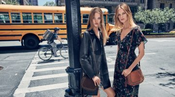 Mango Hits the New York Streets for Fall 2016 Campaign