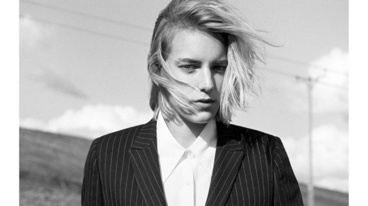 Margaret Howell Embraces Menswear Vibes for Fall '16 Campaign