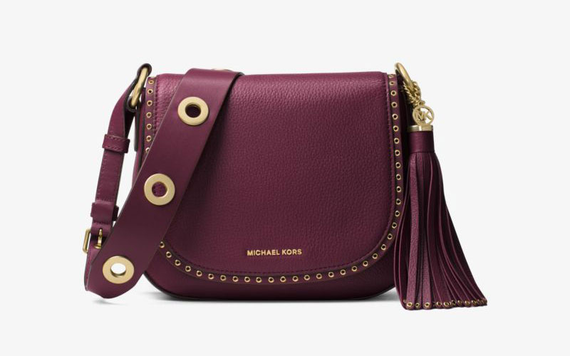 d2f9c1df2538 ... MICHAEL Michael Kors Brooklyn Large Grommet Leather Feed Bag
