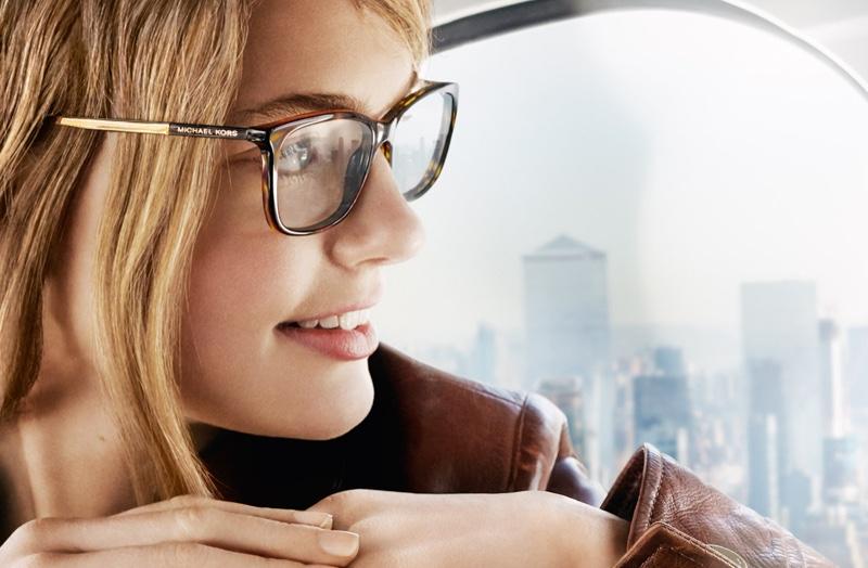 Michael Michael Kors eyewear fall 2016 campaign