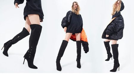 Sky High: 8 Over-the-Knee Boots from Steve Madden