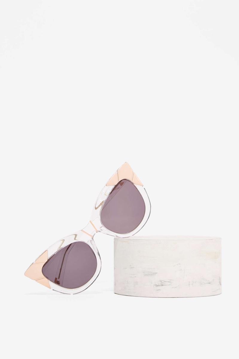 Pared Puss & Boots Cat Eye Sunglasses