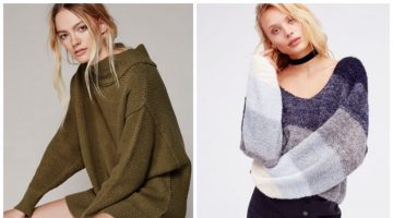Layer Up: 10 Comfy Pullover Sweaters for Fall