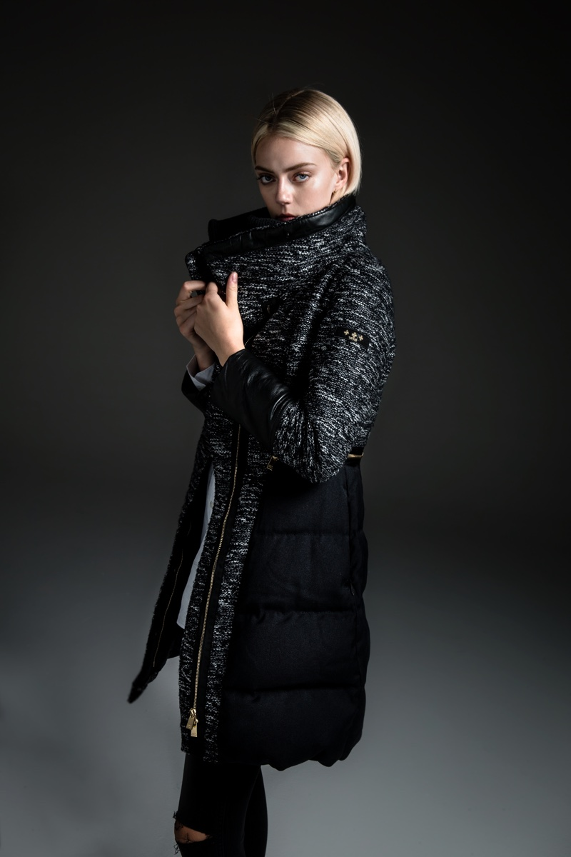 Tatras 2016 Fall / Winter Campaign W/ Pyper America Smith
