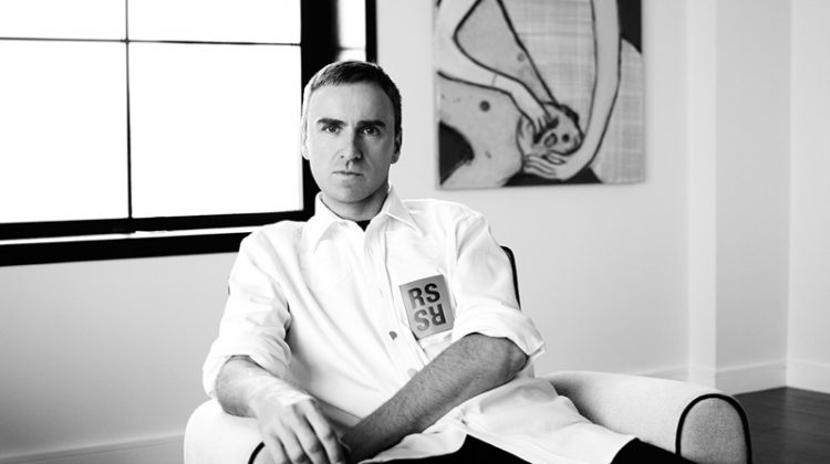 Raf Simons Named Calvin Klein's New Chief Creative Officer