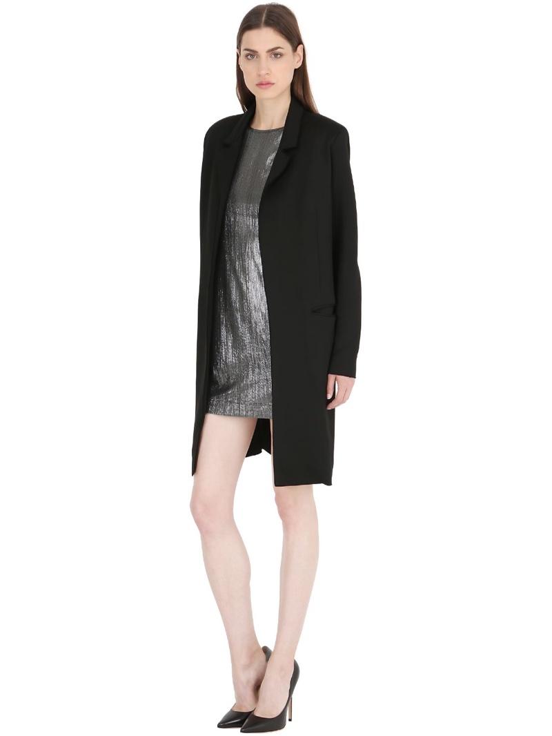 Siran Bonded Jersey Coat