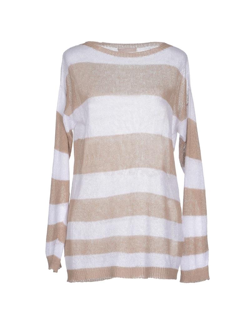 Stefanel Striped Sweater