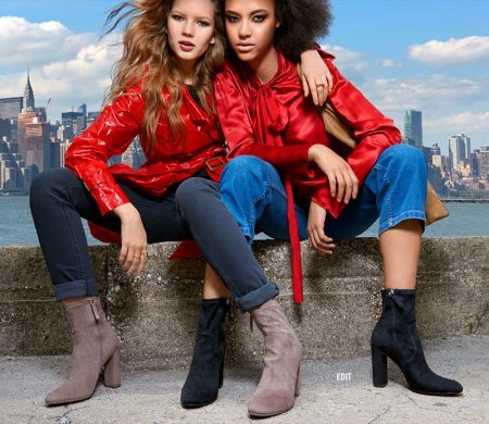 Walk This Way: Steve Madden Unveils Fall Shoe Styles