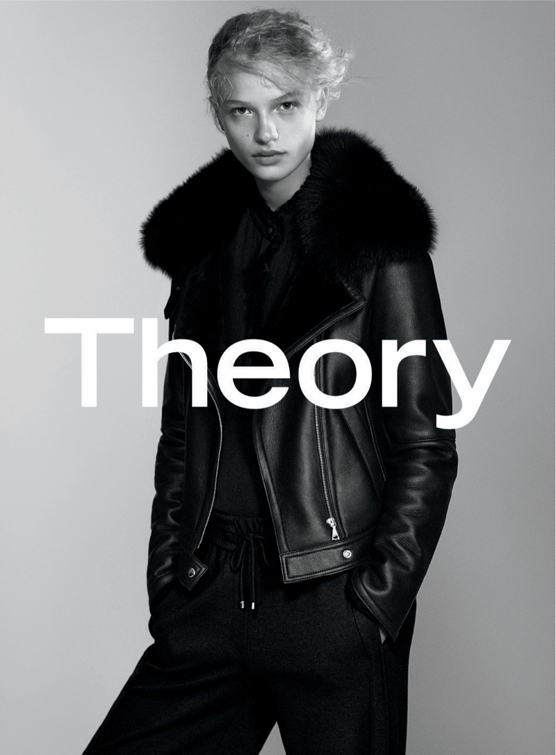 An image from Theory's fall-winter 2016 campaign