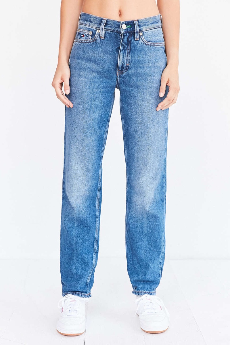 Tommy Jeans x UO 90's Mid-Rise Mom Jeans