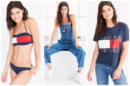 New Arrivals: Urban Outfitters Channels the 90's with Tommy Jeans