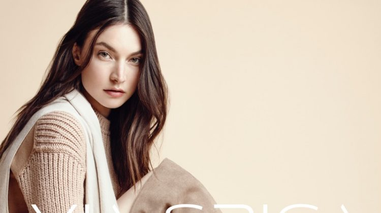 Jacquelyn Jablonski is a Fresh Vision for Via Spiga's Noteworthy Campaign