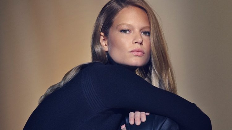Anna Ewers Looks Polished in BOSS' Styles for Yo Dona