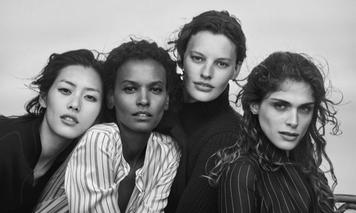 Liu Wen, Liya Kebede Star in Giorgio Armani's 'New Normal' Campaign