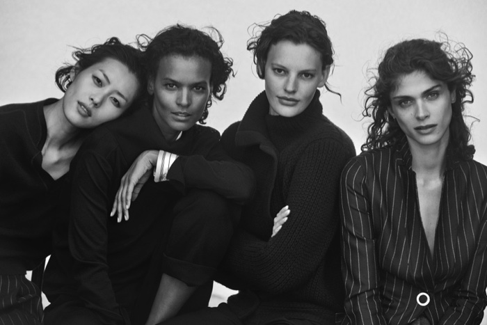 Giorgio Armani unveils fall-winter 2016 New Normal campaign