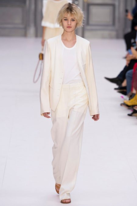 Chloe Celebrates Effortless Style for Spring 2017