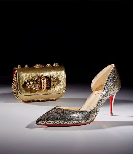 Be Dazzled: Christian Louboutin's Fall '16 Shoes Really Shine