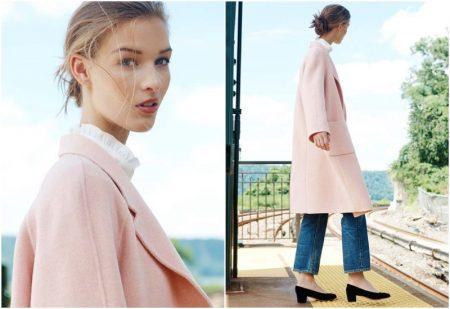 Discover Club Monaco's Ladylike Winter Coats